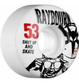 Skate Bones Raybourn SUAS 53mm Wheels STF