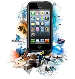 Life Proof Life Proof Fre iPhone 5 Case Black