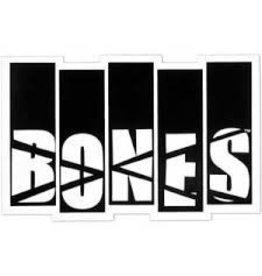 Skate Bones Flag Decal