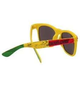 Skate Santa Cruz Rasta Hake Wayfarer Rasta Sunglasses
