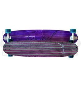 Skate Koastal Toss Up W/ Revenge Alphas Cruiser Purple