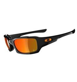 Oakley Oakley Fives Squared MotoGP Polished Black w/ Fire Iridium