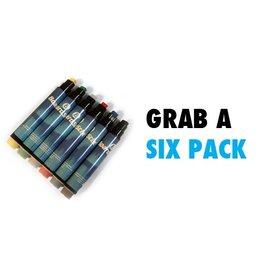 Boardstix Board Stix Broad Tips 6 Pack