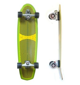 "Skate Carver Skateboards 35"" Diamond C7 Complete"