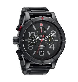 Nixon Nixon 48-20 Chrono All Black / Multi