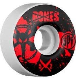 Skate Bones Crime Scene 52mm Wheels SPF