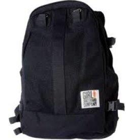Skate Girl Explorer Backpack Black