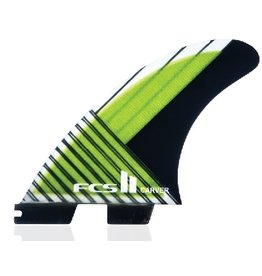 FCS FCS II Carver PC Carbon Tri Set Large Thrusters Surfboard Fins
