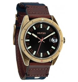 Nixon Nixon The Rover Camo Patchwork Watch