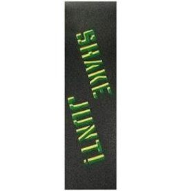 Skate Shake Junt Sprayed Grip BLK/GREEN Single Sheet