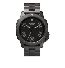 Nixon Nixon RANGER All Gunmetal Men Watch