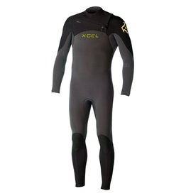 XCEL Xcel Infiniti Comp Fullsuit 3/2 Black Size LT Wetsuit