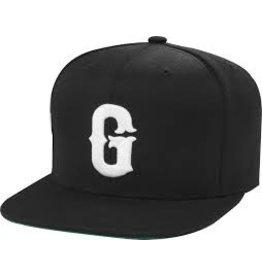 Skate Baker G-Code On Field Hat Adj-Blk Snapback