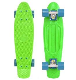 Skate Penny Skateboard Complete Fluoro Green