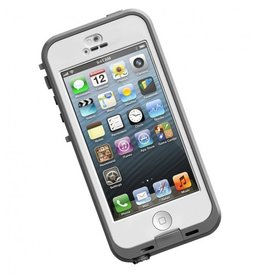 Life Proof Life Proof Nuud iPhone 5 Case White