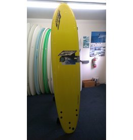 "FCS Softech Softboard 8'0"" Yellow"