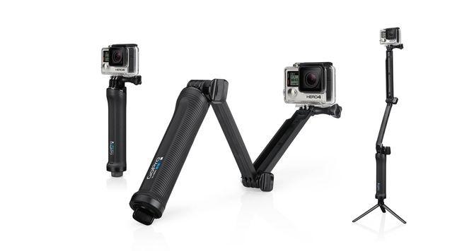 Go Pro GoPro 3-Way Mount Camera Grip Tripod
