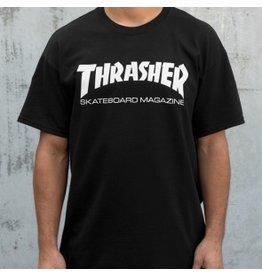 Thrasher Thrasher Skate Mag Youth T Black Medium