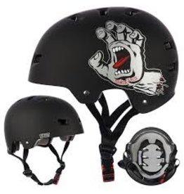 Skate Bullet Screaming Hand Helmet S/M