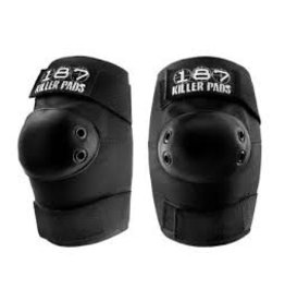 Skate 187 Standard Elbow Pads XL Black