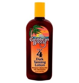 Carribean Breeze 4SPF Oil