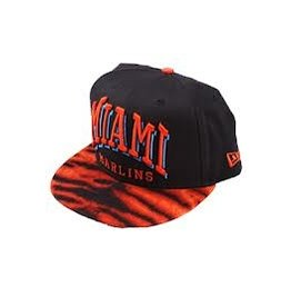 Brim Skins Brimskins Orange Tiger