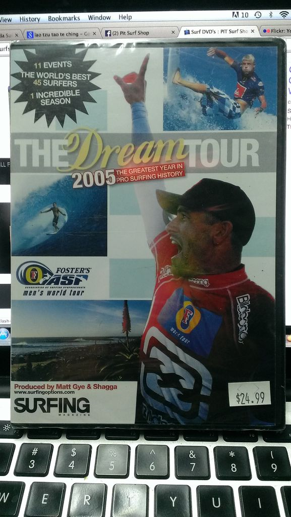 Movies The Dream Tour 2005 DVD