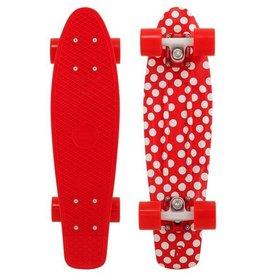 Skate Penny Skateboard Complete Holiday Polka Dot