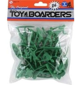 Surf Accessories Toy Boarders Series 1 24pc Surf Figures