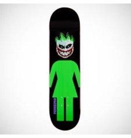 Skate Girl Capaldi Joker 8.0 Deck