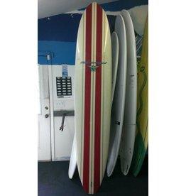 "Used Surfboards Used 9'2""  Robert August Longboard"