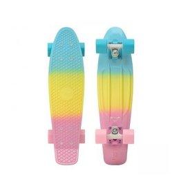 "Skate Penny Pastel Fade 22"" Complete Skateboard"