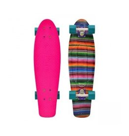 """Skate Penny Baja 27"""" Nickel Complete Skateboard"""