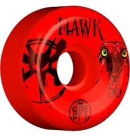 Skate Bones Hawk Hawkeye 56mm SPF Red