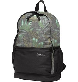 RVCA RVCA Jungle Leaves Backpack Black Mens
