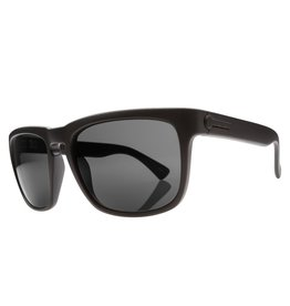 Electric Visual Electric Knoxville Matte Black Frames Ohm Polarized Grey Lens