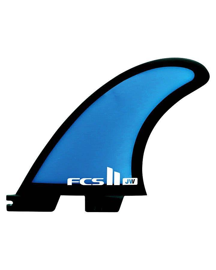 FCS FCS II JW PG Grom Tri Set Julian Wilson Thrusters Surfboard Fins XS