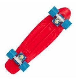 "Skate Penny 22""Skateboard Red Complete"