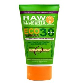 Raw Elements 30 SPF Lotion
