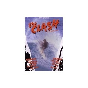 Movies The Clash of The Surfing Titans DVD