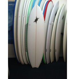 "Starr Surfboards Starr 6'4"" Q5 Surfboard Fish New"