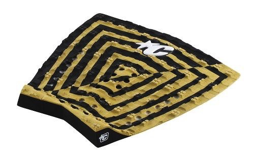 Creatures of Leaisure Creatures of Leisure Nat Young Tan Black Traction Surfboard Pad