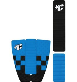 Creatures of Leaisure Creatures of Leisure Skim Arch and 3 Piece Traction Pad Combo Cyan