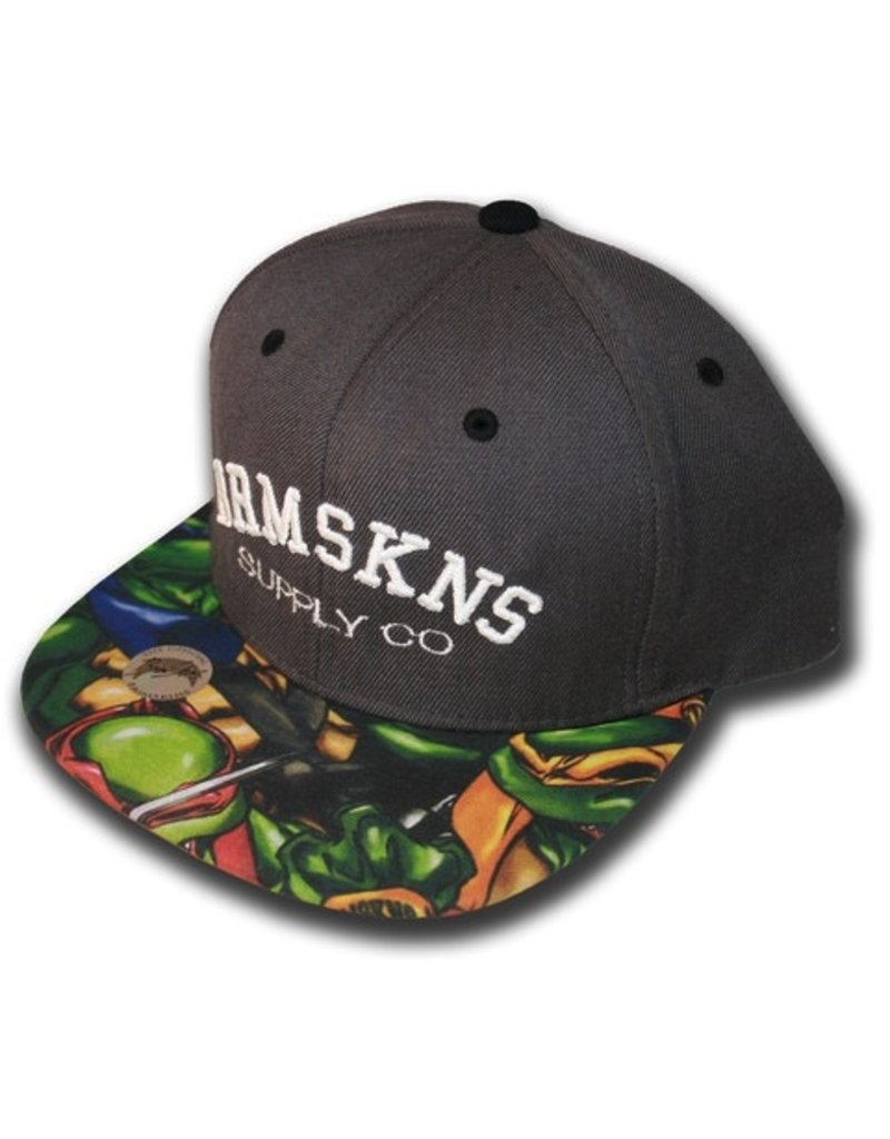 Brim Skins Brimskins Green Gang Custom Headwear Skin