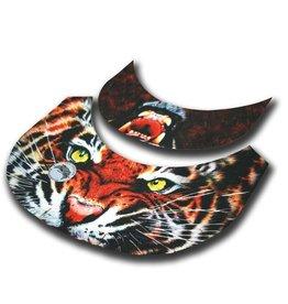 Brim Skins Brimskins Tiger Custom Headwear Skin
