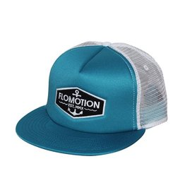 Flomotion Flomotion Anchor Trucker Hat Teal