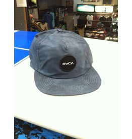 RVCA RVCA Koolin Out Non-Structured Snapback Hat Blue