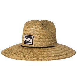 Billabong Billabong Tides Straw Hat Natural Mens