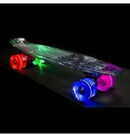 Sunset Skateboard Co. Sunset Hippy (Blue/Green/Red/Pink) 59mm/78a Cruiser Wheel Set w/ ABEC-9 Bearings