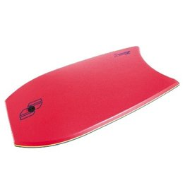 "Surf Hardware Hydro Z Bodyboard 45"" Red"